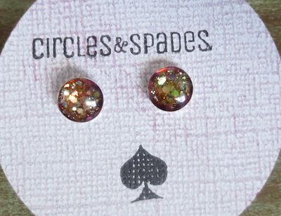 Circle Earrings and Jewelry