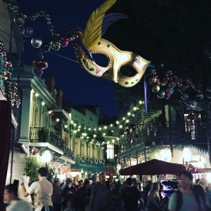LOVE New Orleans Square in disneyland especially all decorated forhellip