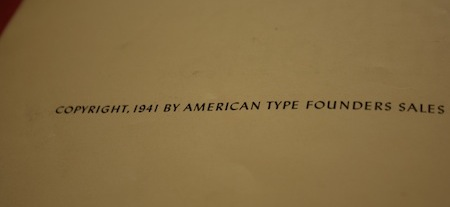 copyright-american-typefounders-sales-corp