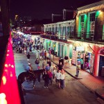 Bourbon St. New Orleans