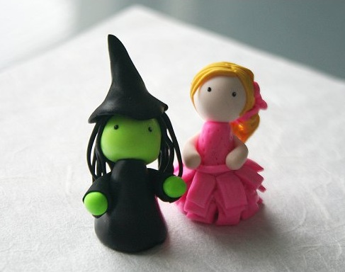 Wicked Femo Clay Artwork