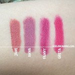 New blog post Nars Audacious Lipstick! SwatchSaturday Swatches lipstick bloghellip