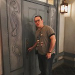 Bryan Dwyer bthebd spotted going into Club33 today in Disneyland