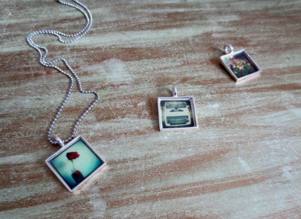 Instagram necklaces