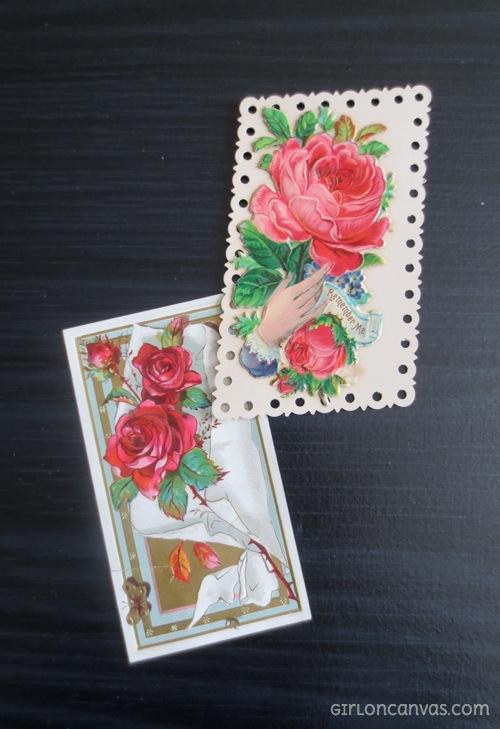 Vintage Mass Cards
