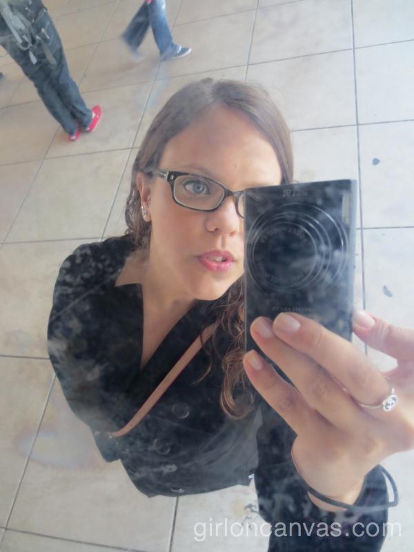 Cloud Gate Selfie