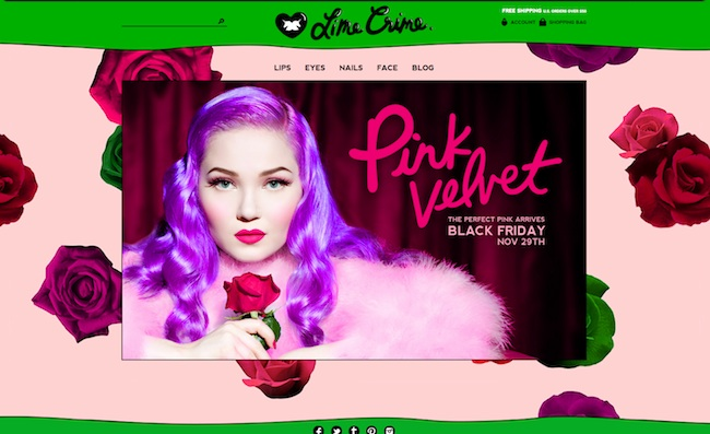 limecrime_website